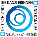 Logo: Kanzlerinnen und Kanzler der Universitäten Deutschlands