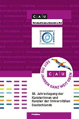 ausgelagertes Foto von Flyer: Programm Kanzlerjahrestagung 2015